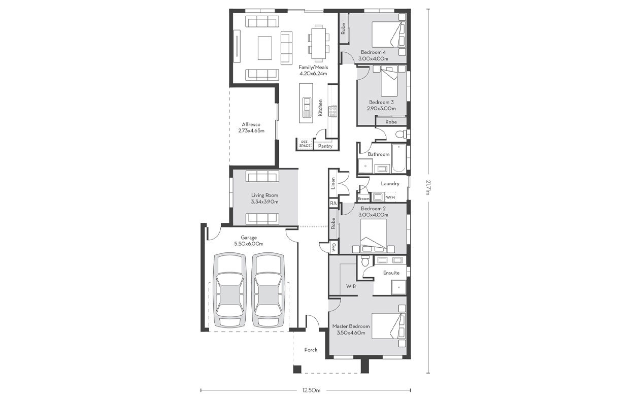 Chicago 26 Floor Plans