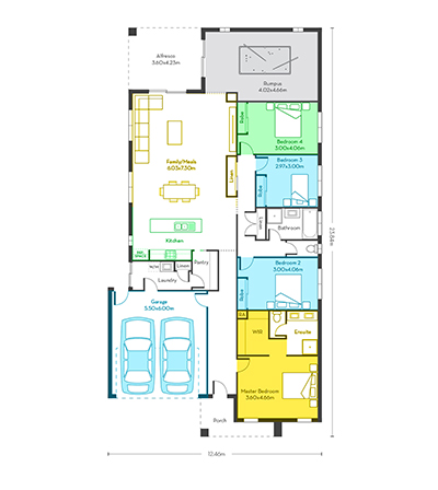 Chicago 28 floor plans