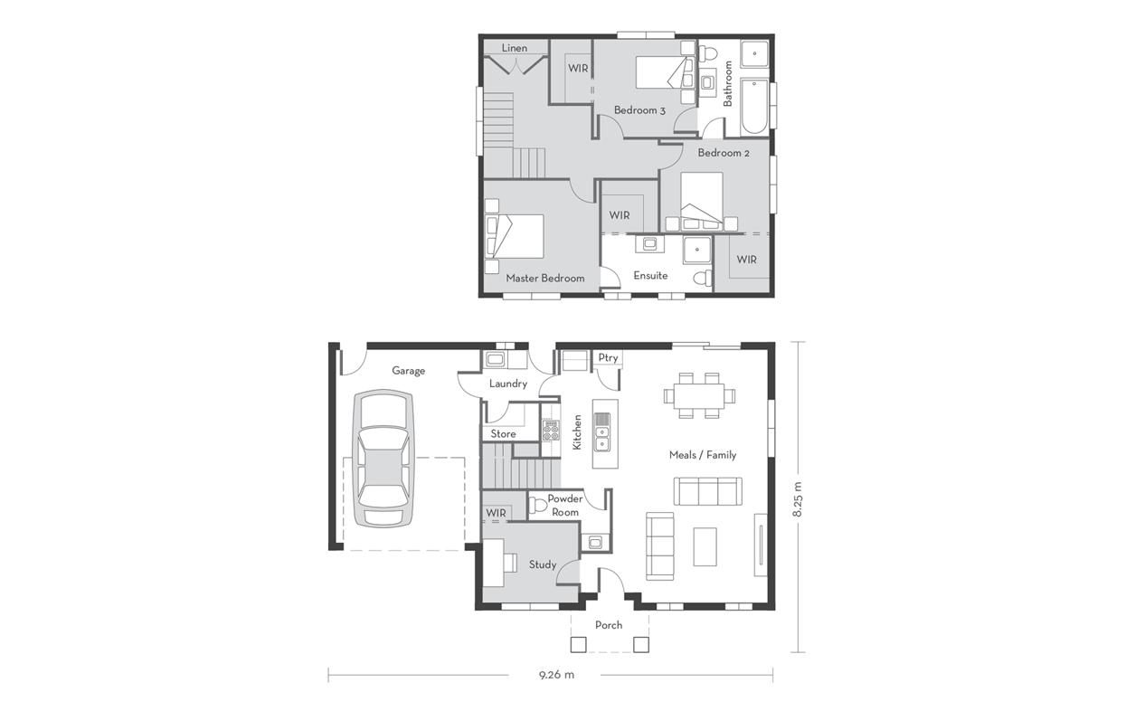 Edinburgh 20 Floor Plans