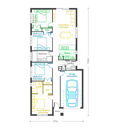 Invest 15 floor plans