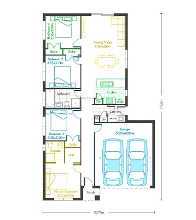 Invest 17 floor plans