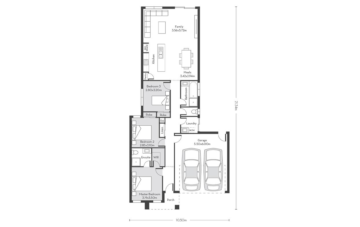 Lisbon 17 Floor Plans