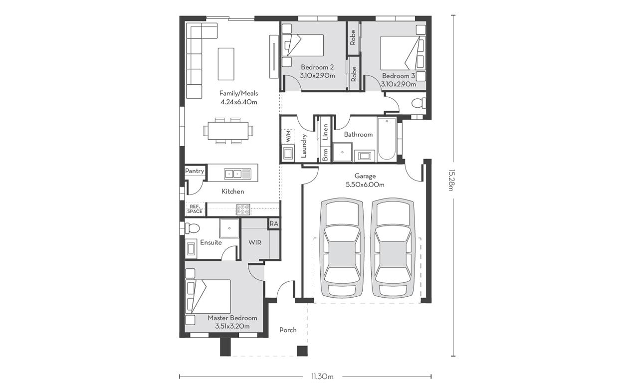 London 16 Floor Plans