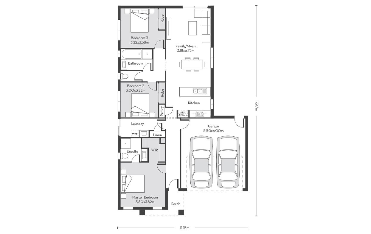 London 17 Floor Plans