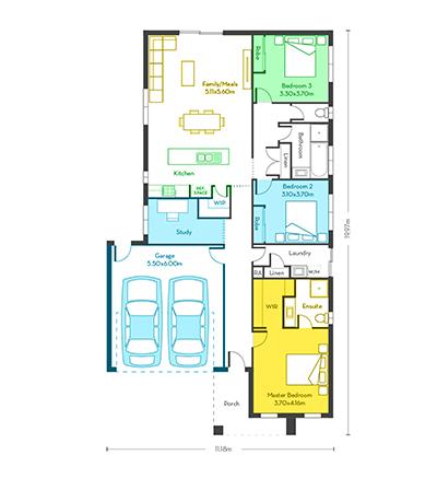 London 20 floor plans
