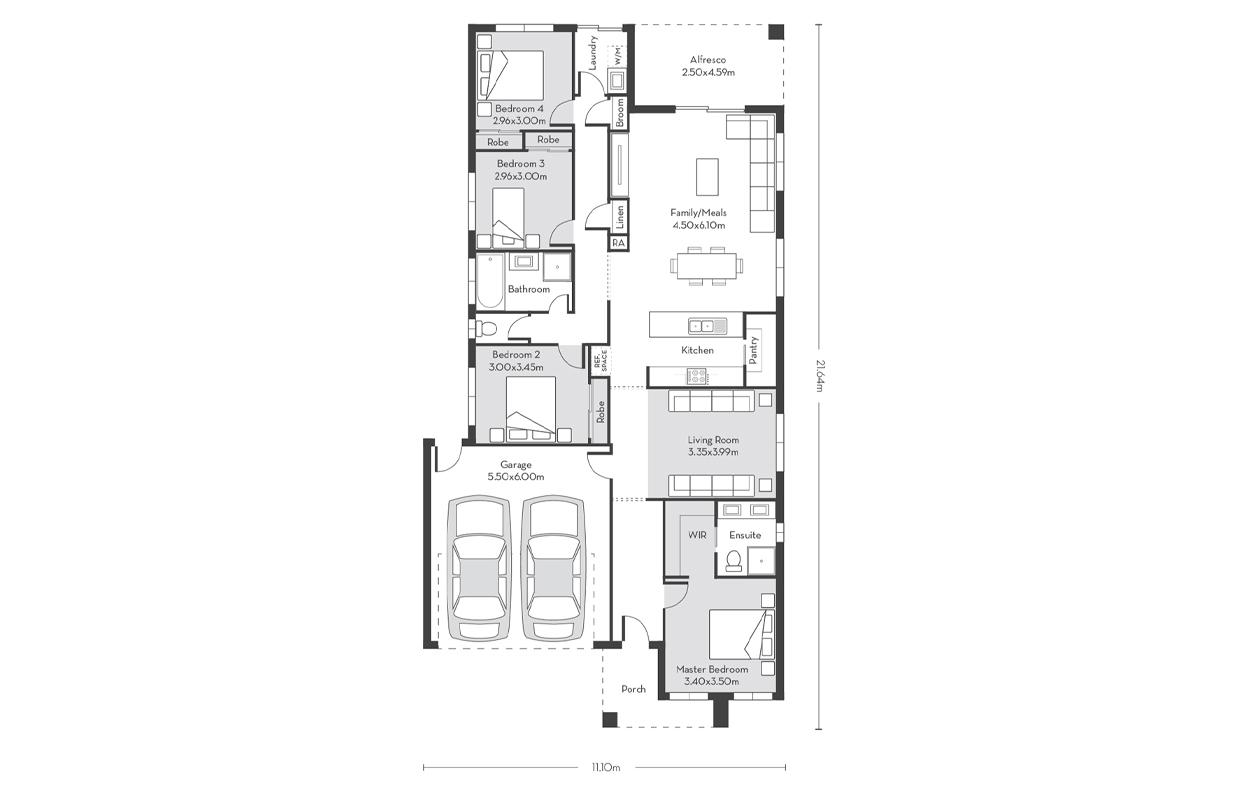 London 22 Floor Plans