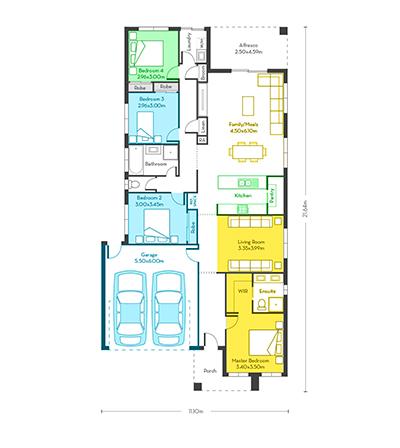 London 22 floor plans vg