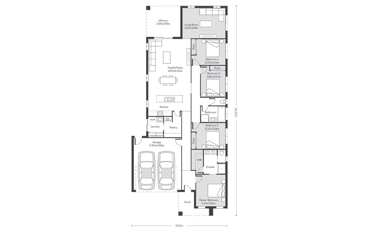 London 24 Floor Plans