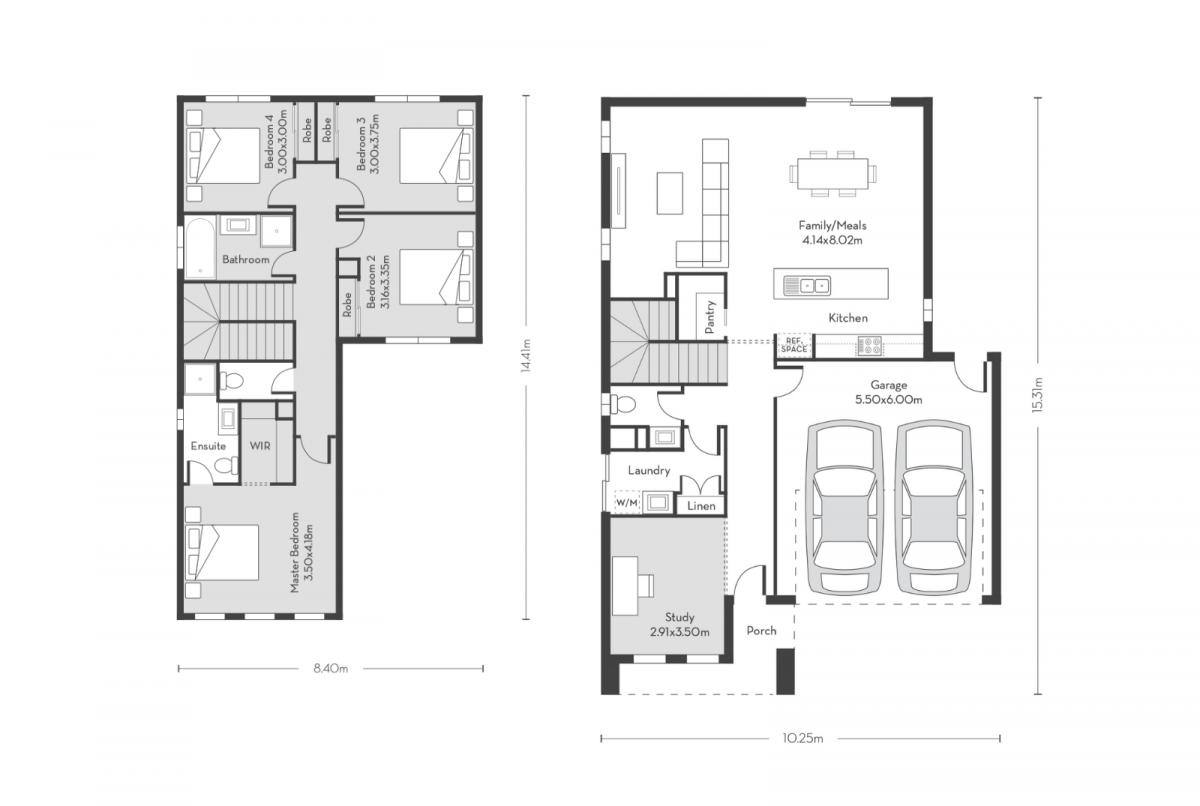 London 24 (D) floor plans