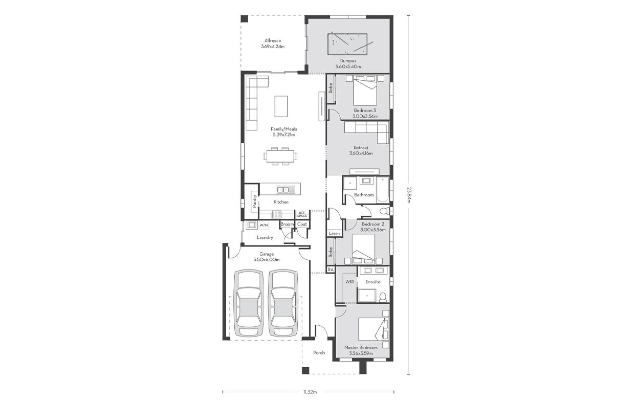 London 26 Floor Plans