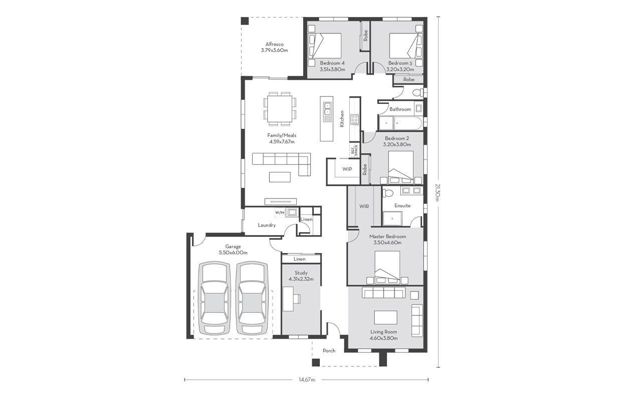 Madrid 27 Floor Plans