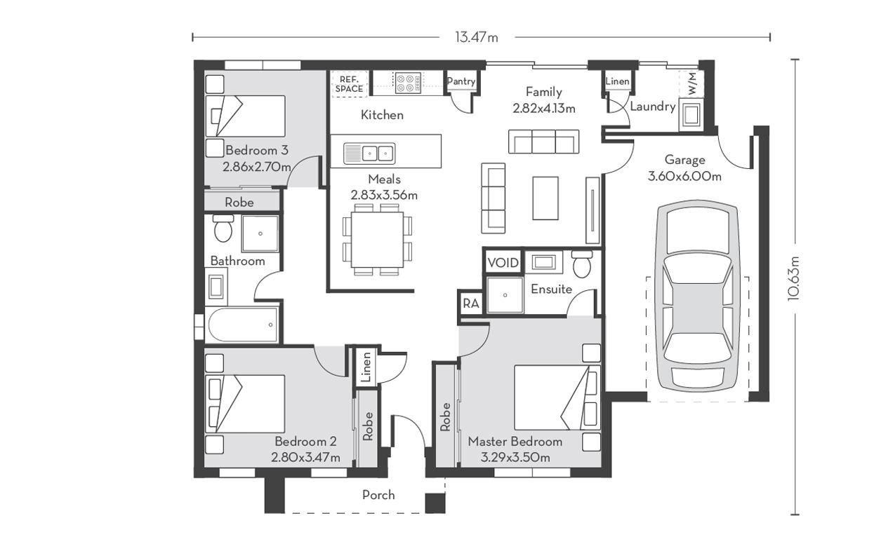 Montreal 14 Floor Plans
