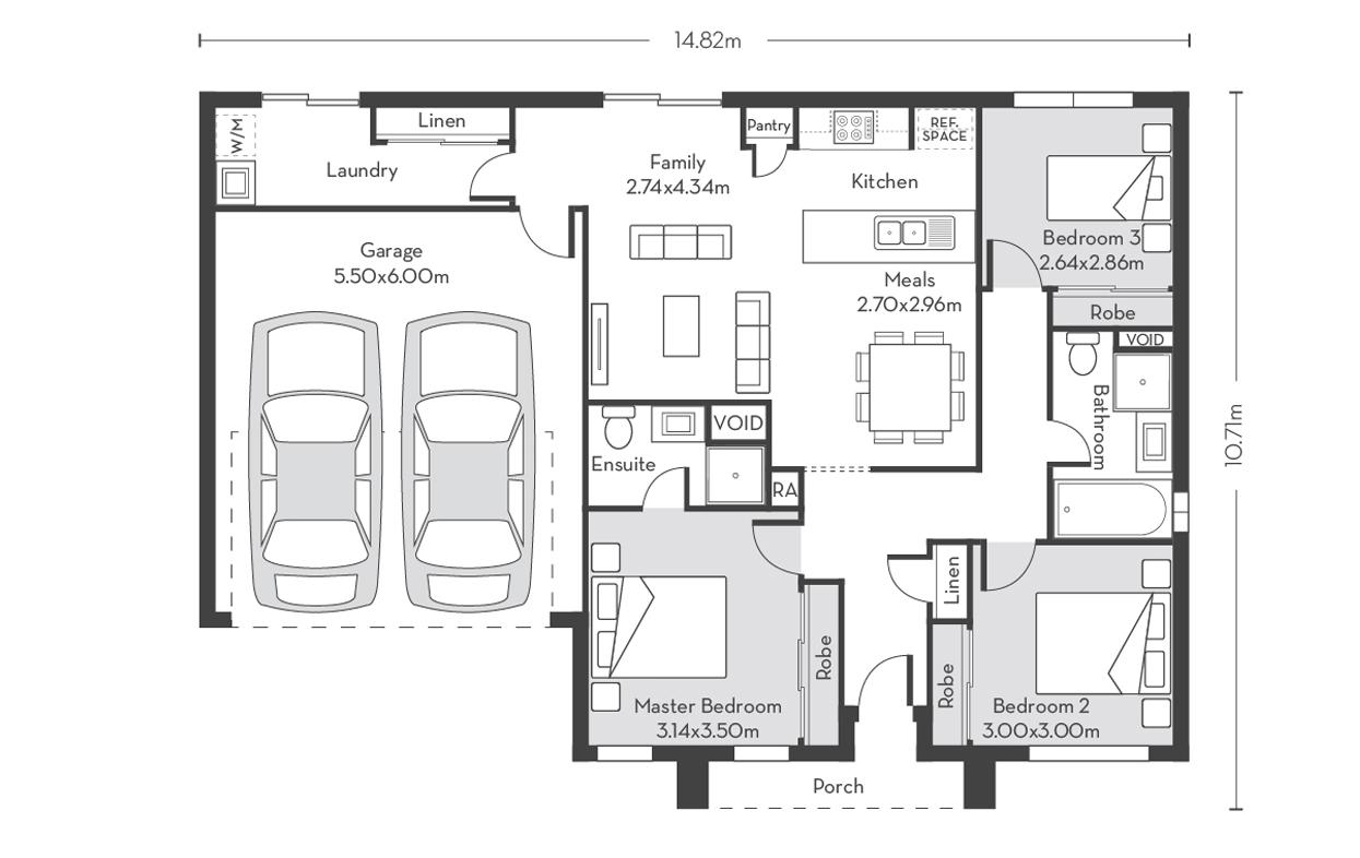 Montreal 16 Floor Plans