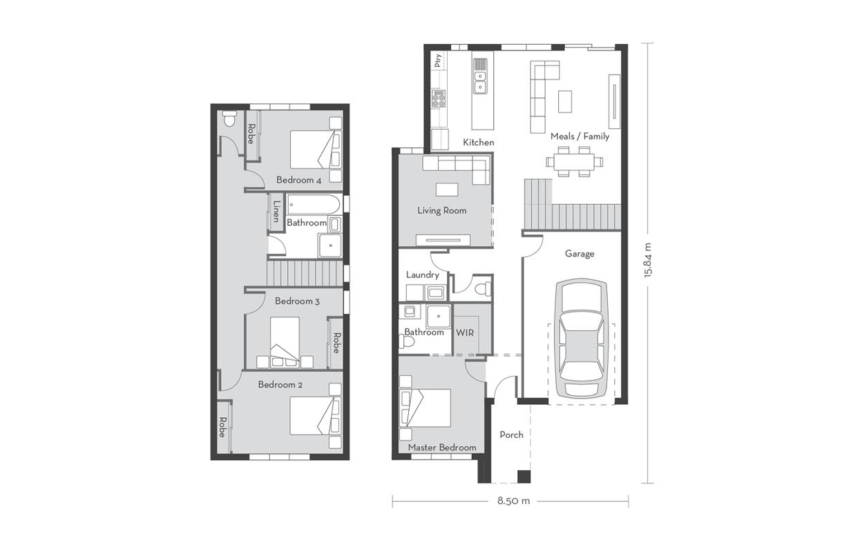 Tokyo 19 Floor Plans