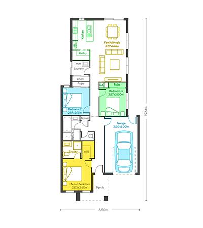 Rio 14 floor plans vg