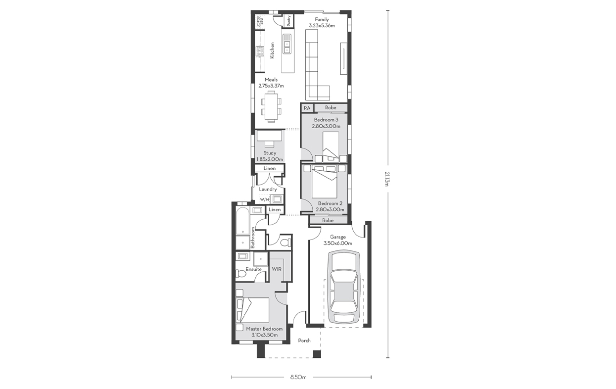 Rio 15 Floor Plans