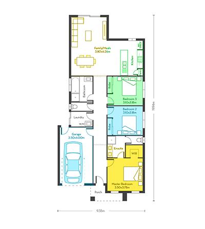 Rome 16 floor plans