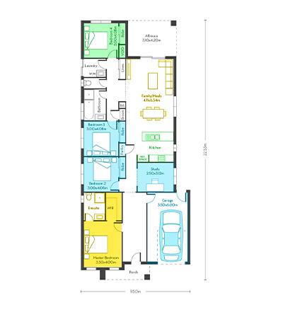 Rome 20 floor plans