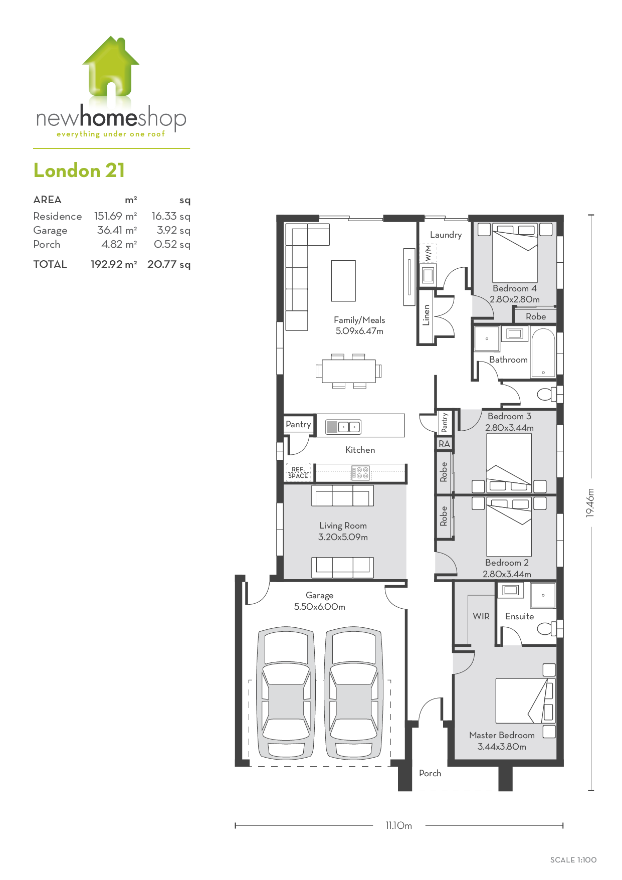 LOT 703 Chateau Way, ARMSTRONG CREEK
