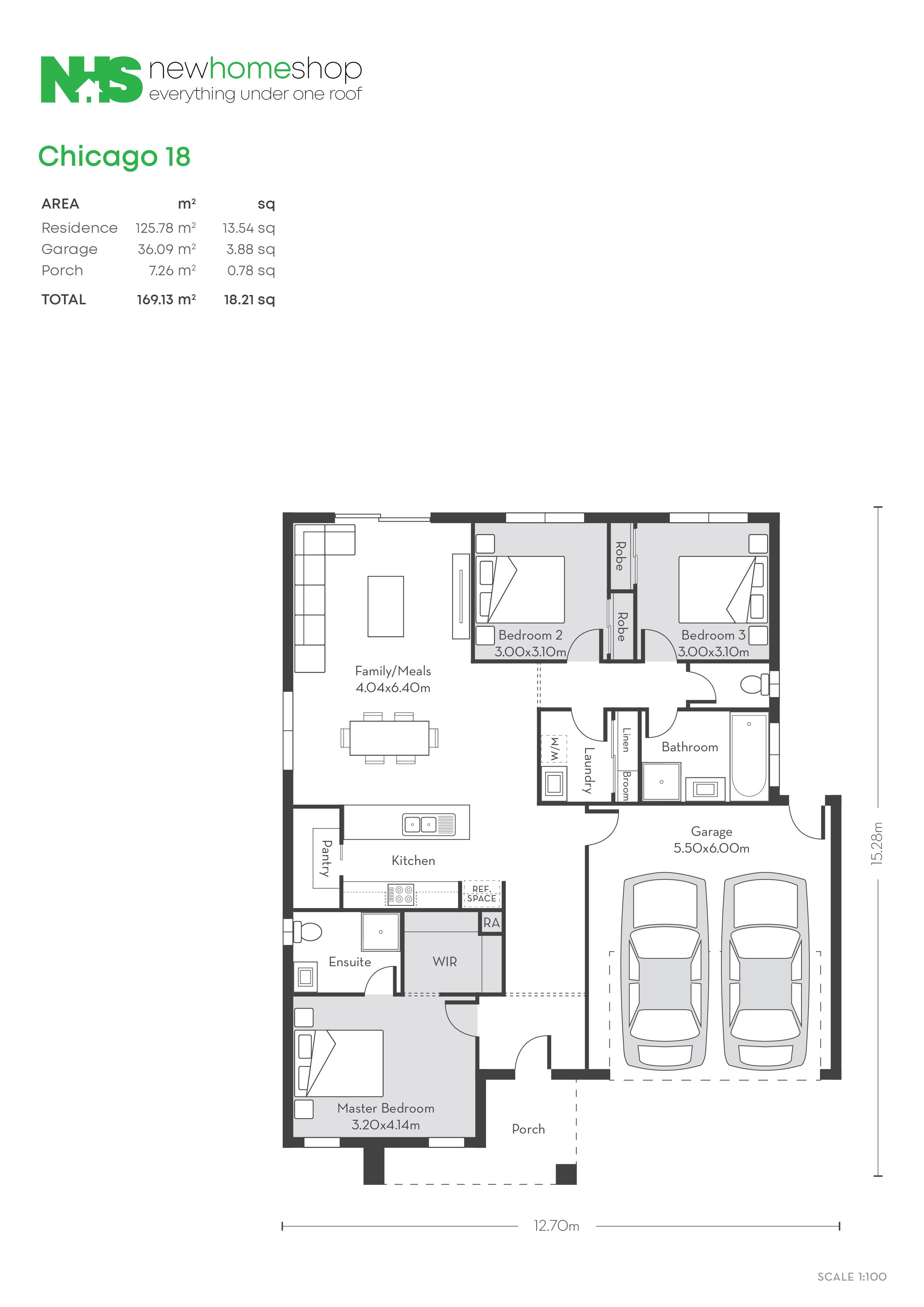 Lot 1634 , 19 Calvert Place