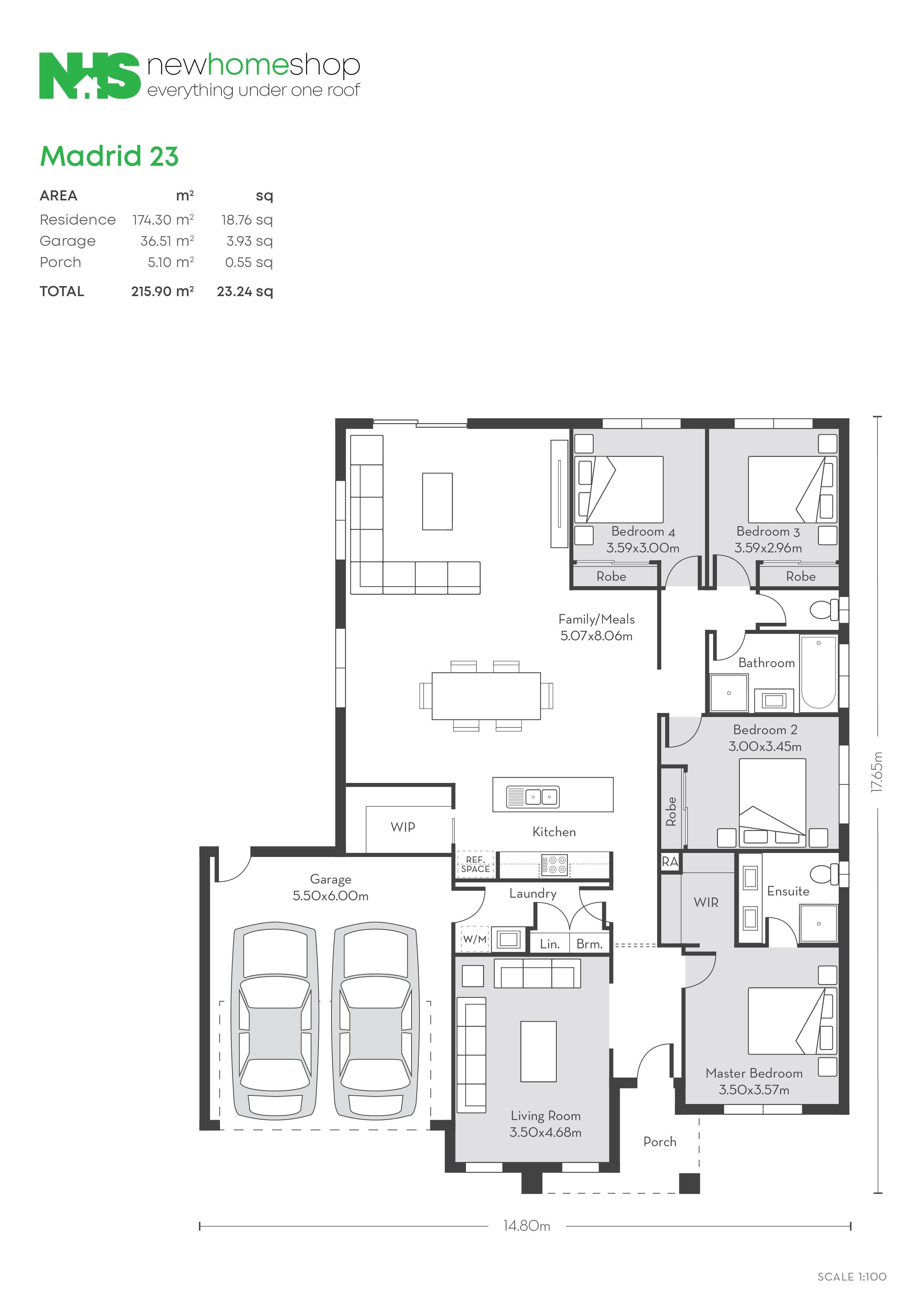 Lot 201 Atherton Street