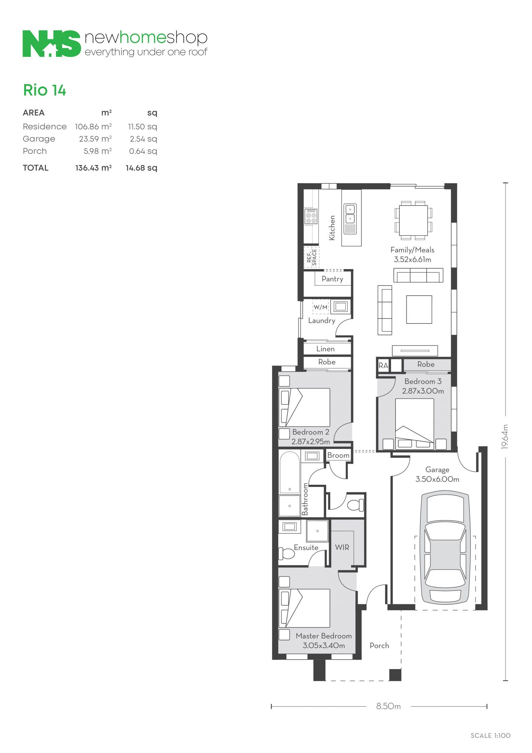 Lot 138, 139 Whitegum Street