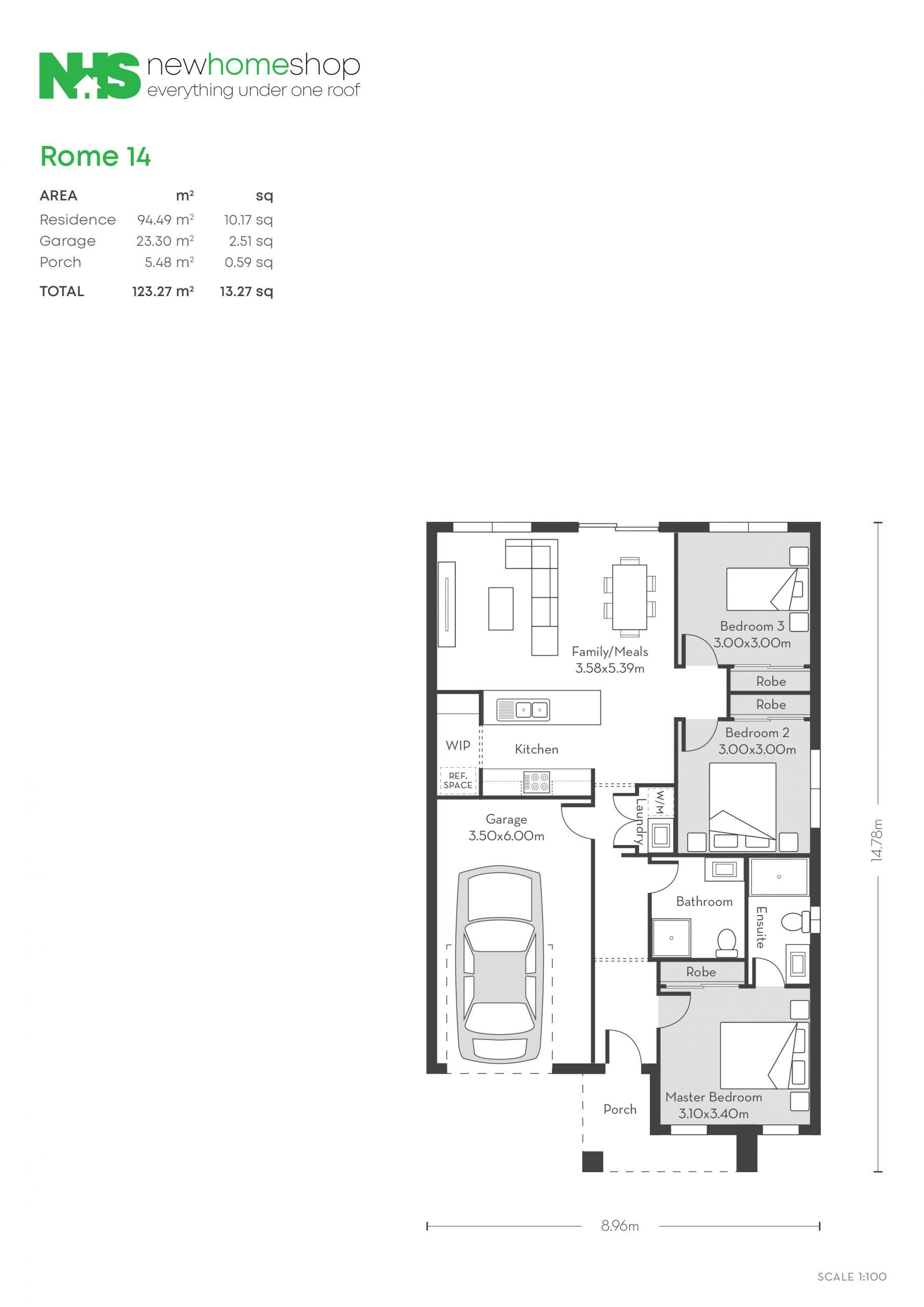 Lot 2115 Oakham Street