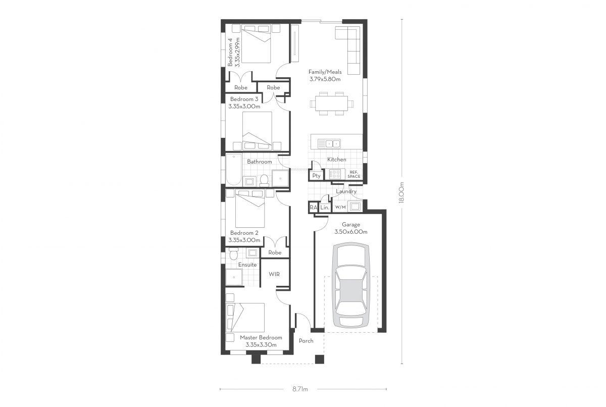 Esprit 15 floor plans