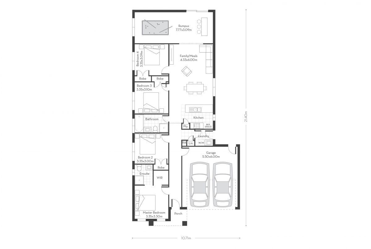 Rosemont 20 - Rumpus floor plans