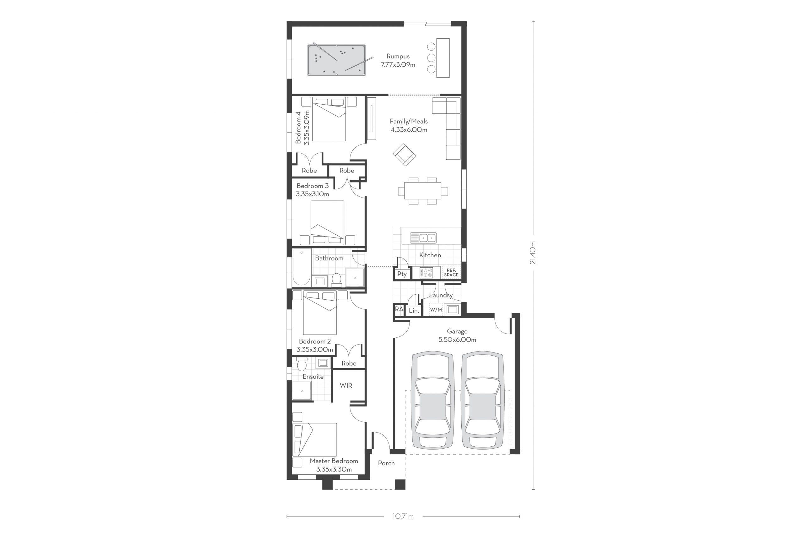 Rosemont 20 – Rumpus Floor Plans