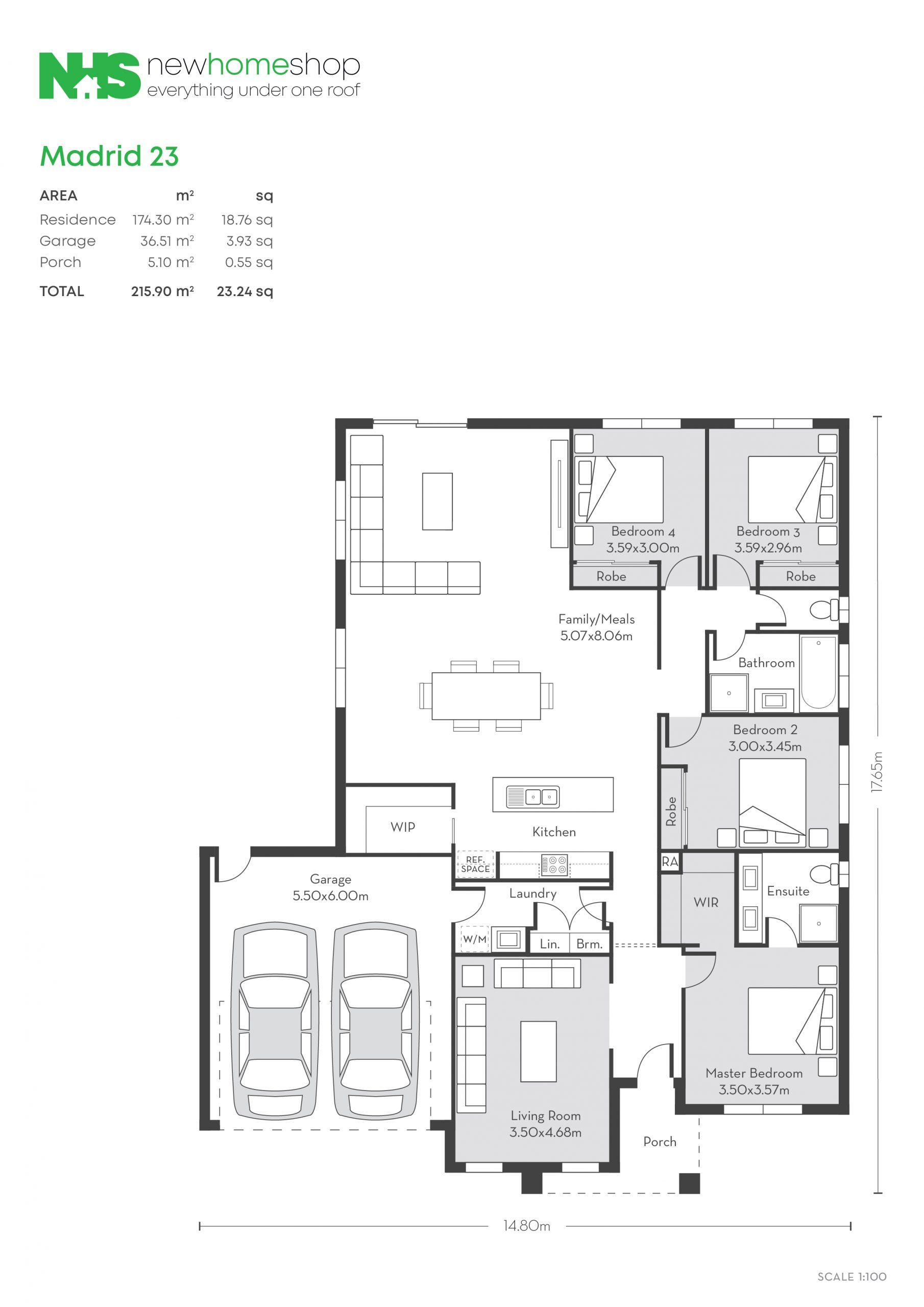 Lot 1417 Cavalier Street