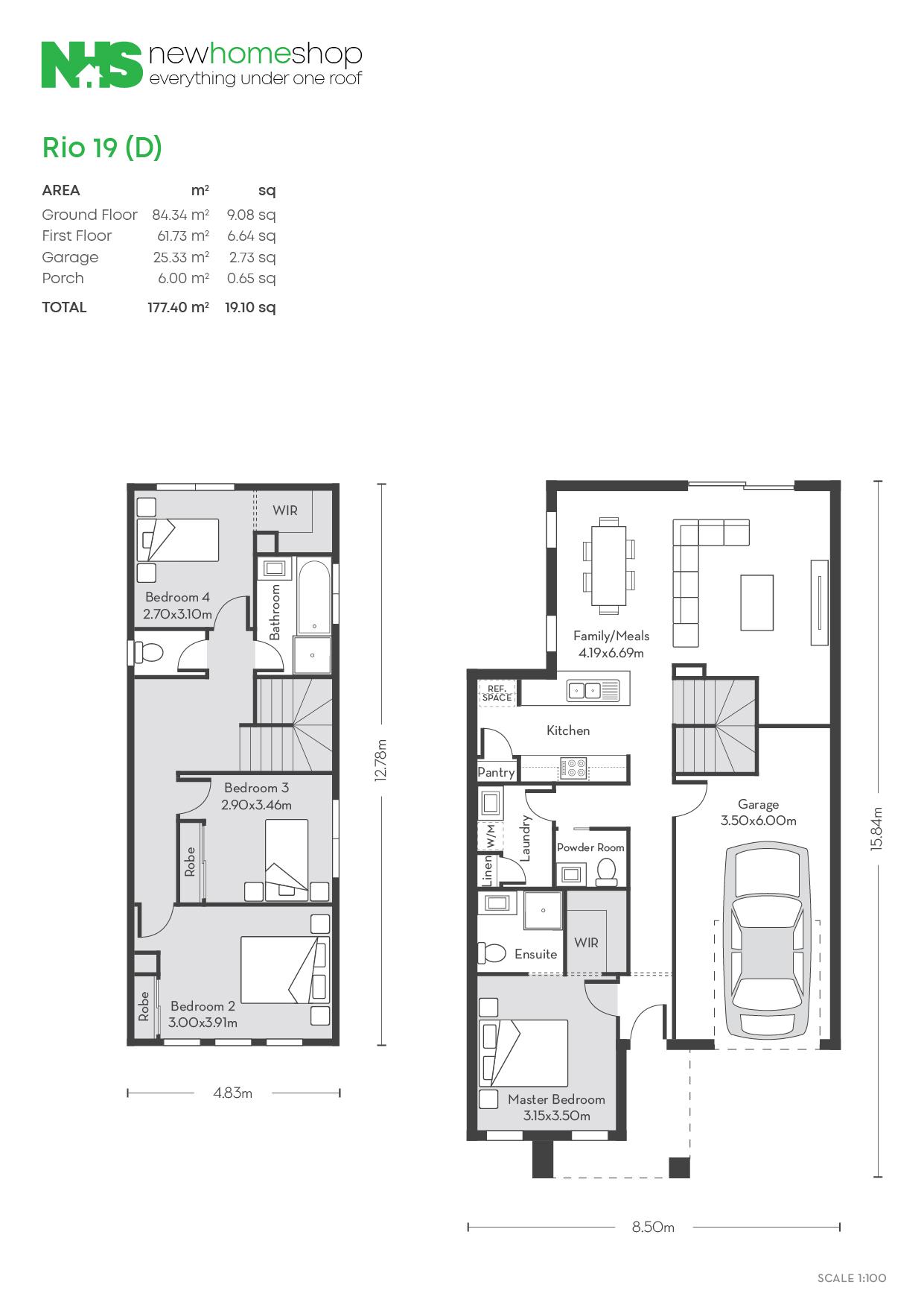 Lot 401, 402 Rejoice Street