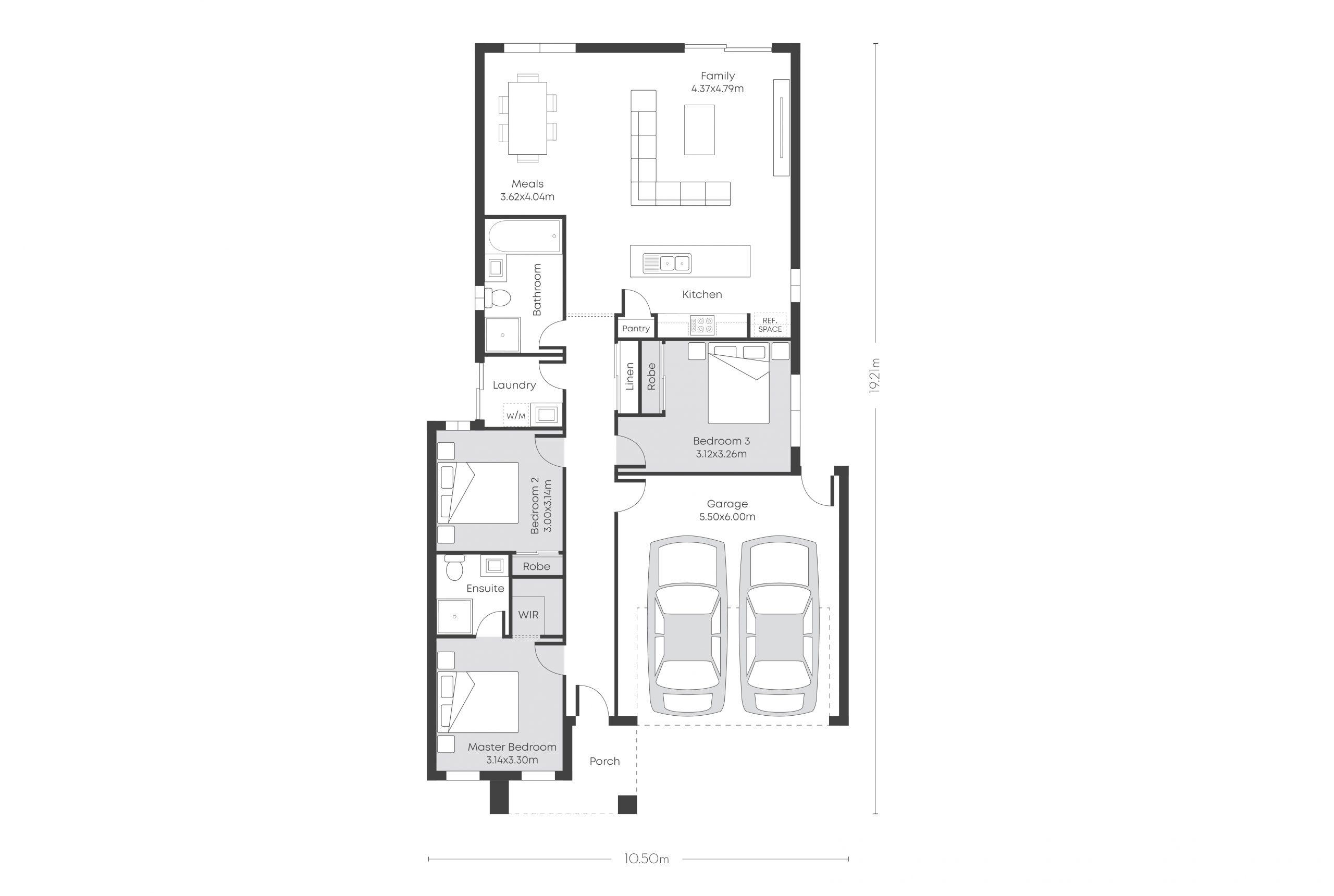 Lisbon 18 Floor Plans