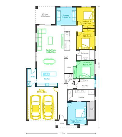 Chicago 27 floor plans
